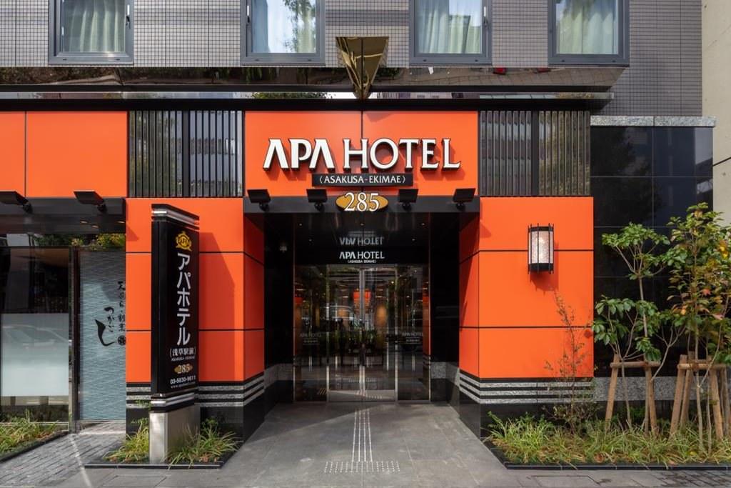 APA Hotel Asakusa-Ekimae 1