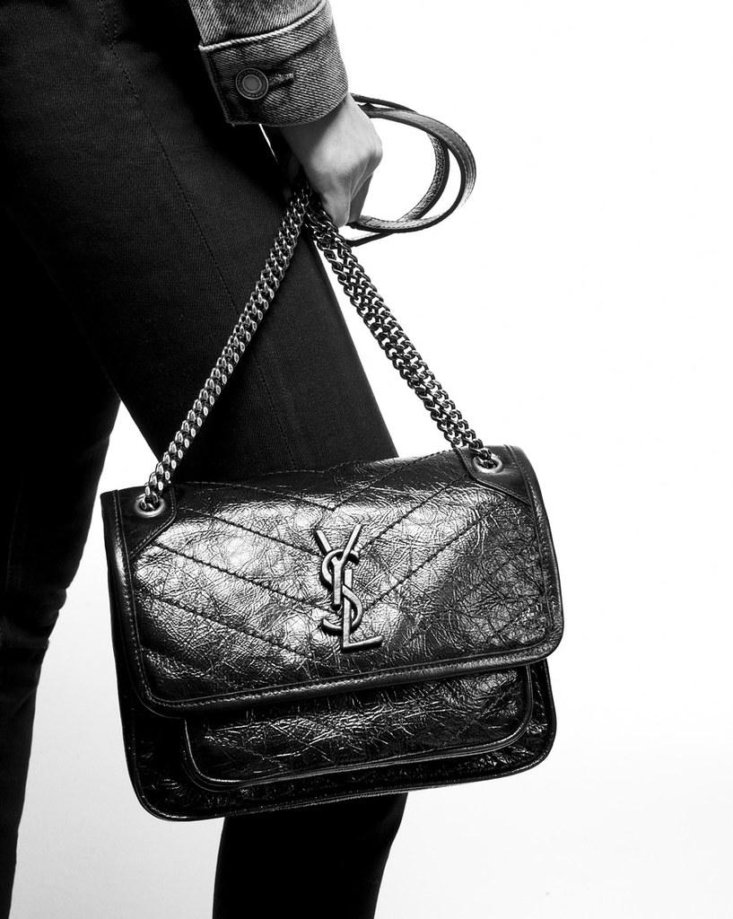 Saint Laurent Niki Bag Large (3)
