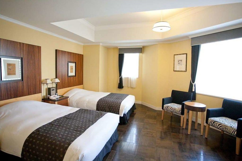 Hotel Monterey Fukuoka 3