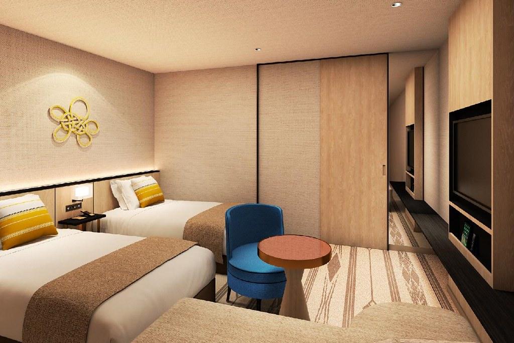 Hotel Vista Fukuoka Nakasu-Kawabata 3