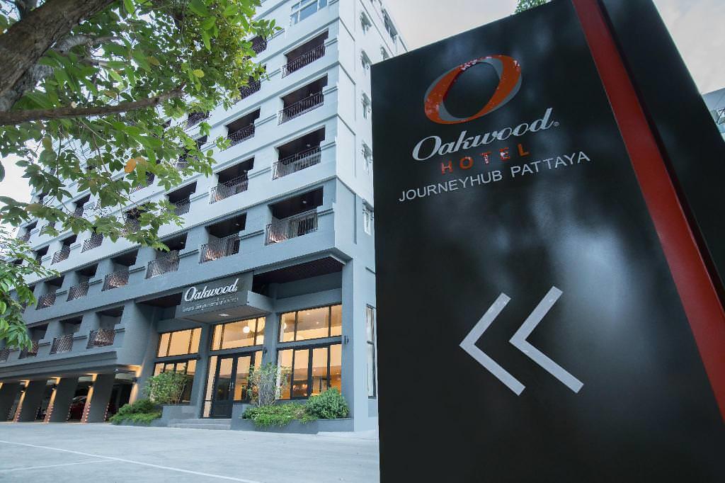Oakwood Hotel Journeyhub Pattaya 1