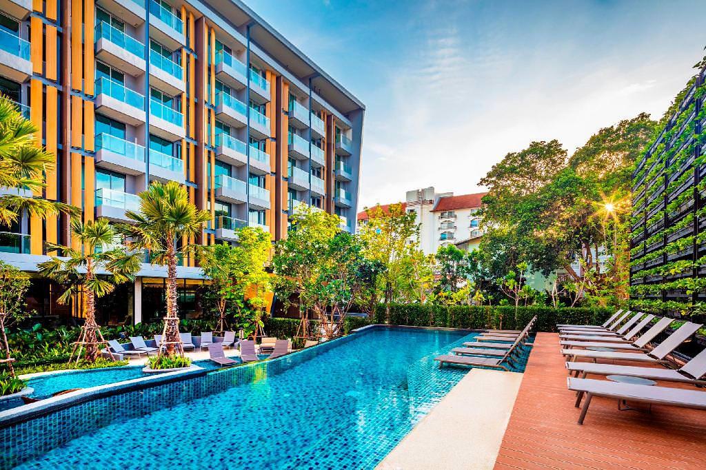 Hotel Amber Pattaya 4