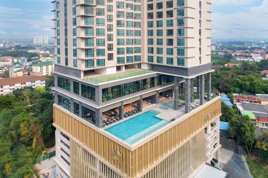 Brighton Grand Hotel Pattaya 1