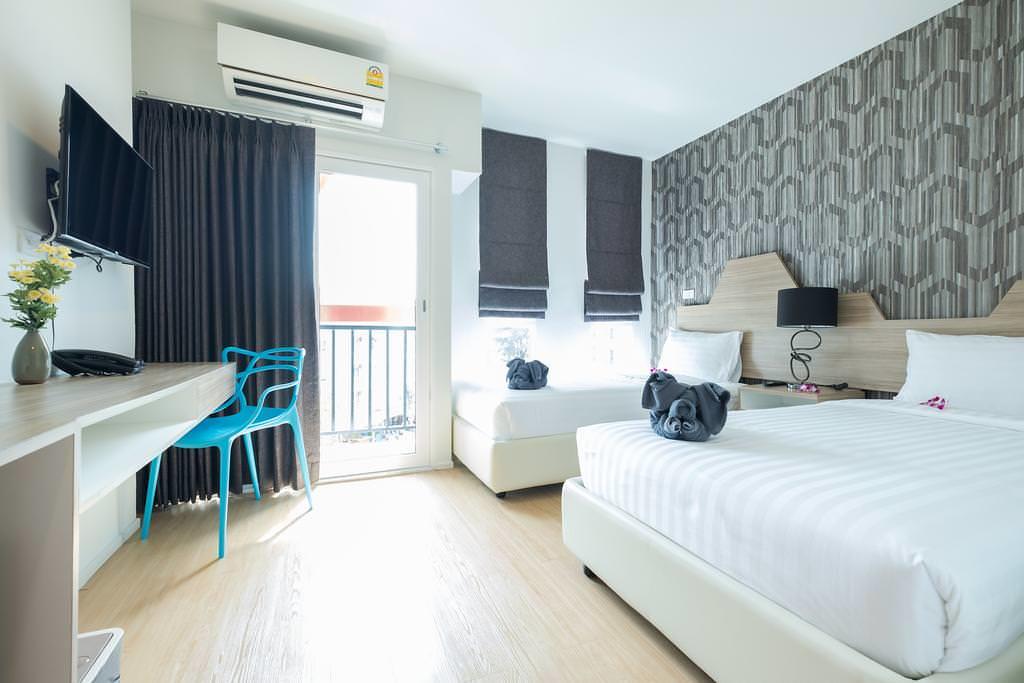 P Plus Hotel 3