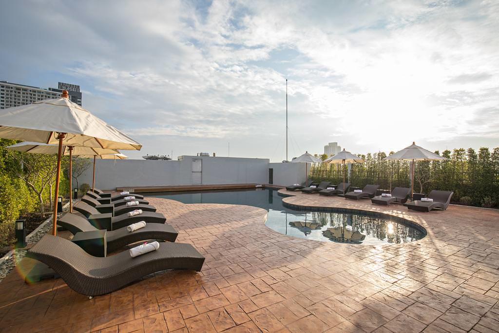 Oakwood Hotel Journeyhub Pattaya 4