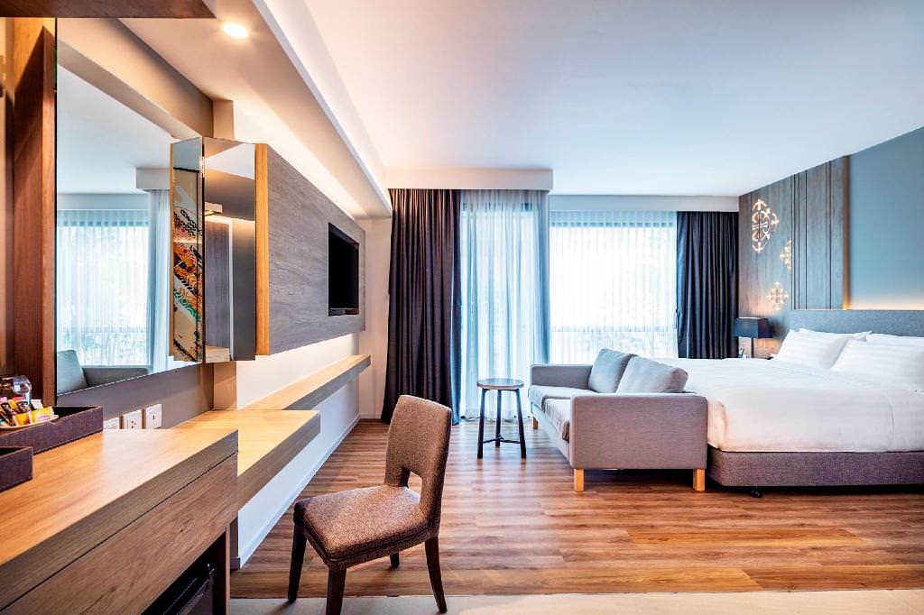 Hotel Amber Pattaya 3
