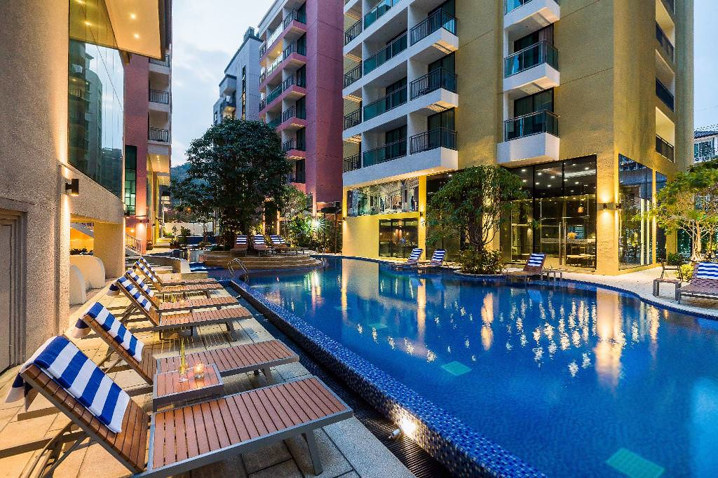 Citrus Grande Hotel Pattaya by Compass Hospitality 1
