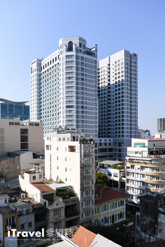 胡志明市咖啡公寓 The Cafe Apartment (10)