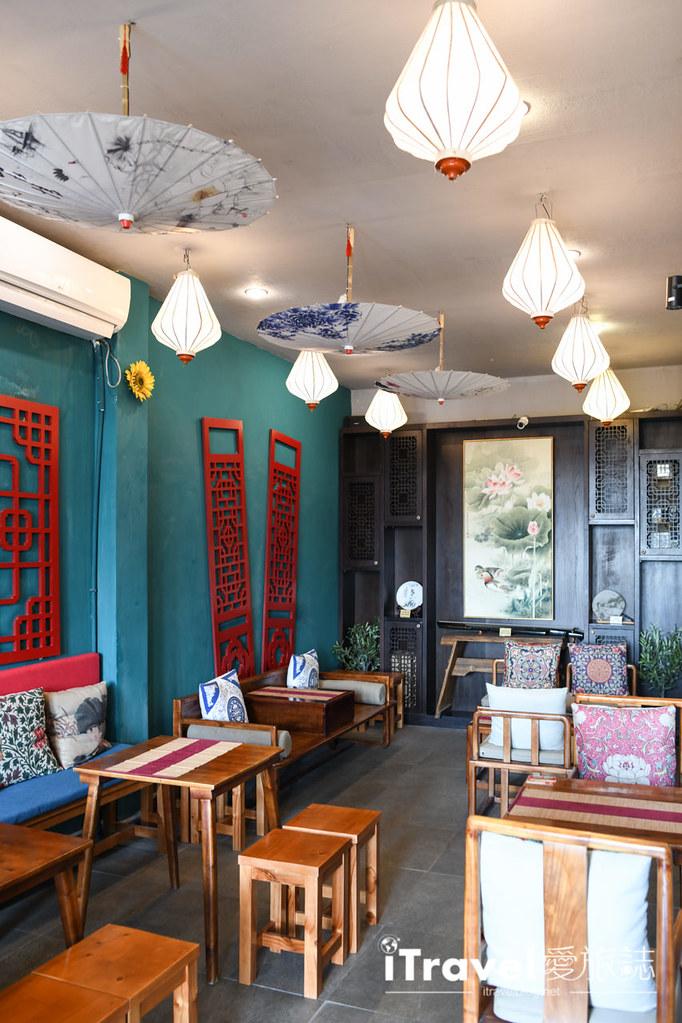 胡志明市咖啡公寓 Orient Tea (16)