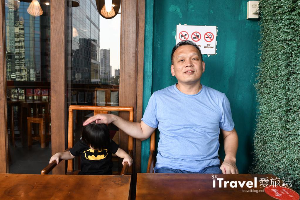 胡志明市咖啡公寓 Orient Tea (47)
