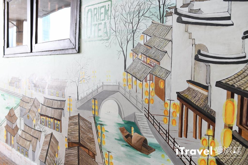 胡志明市咖啡公寓 Orient Tea (1)