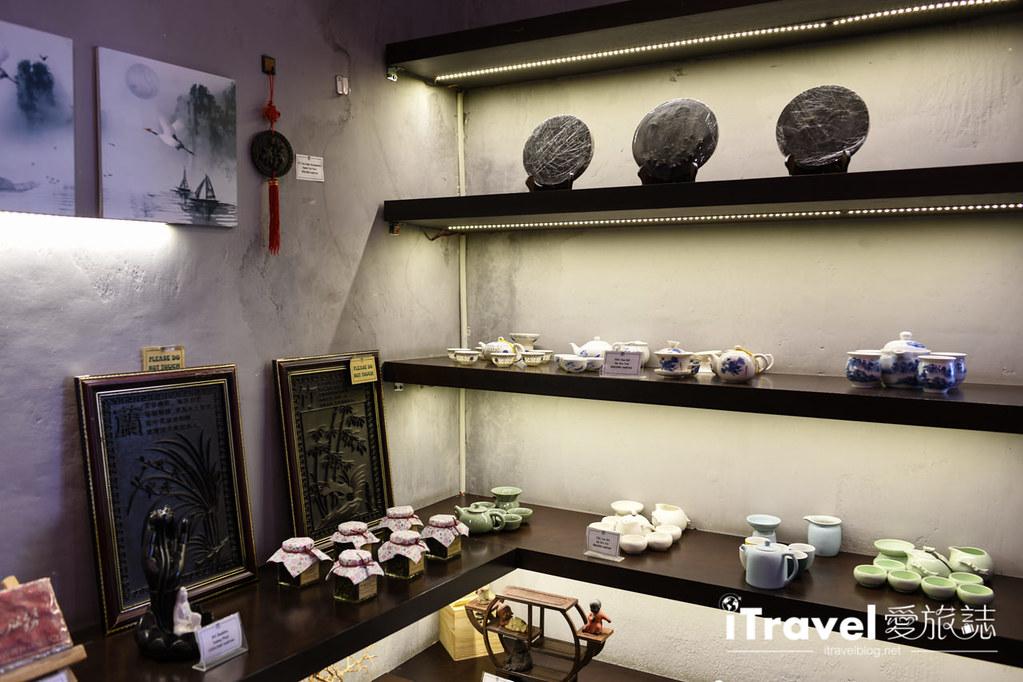 胡志明市咖啡公寓 Orient Tea (9)