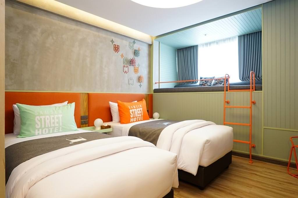 Samsen Street Hotel 4