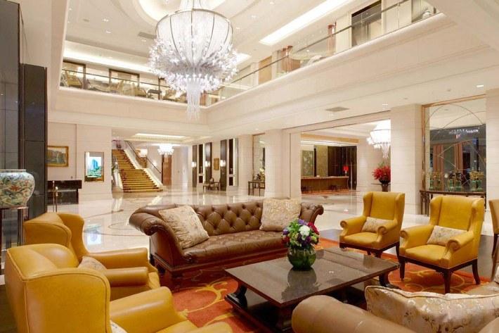 The Okura Prestige Taipei Hotel 1