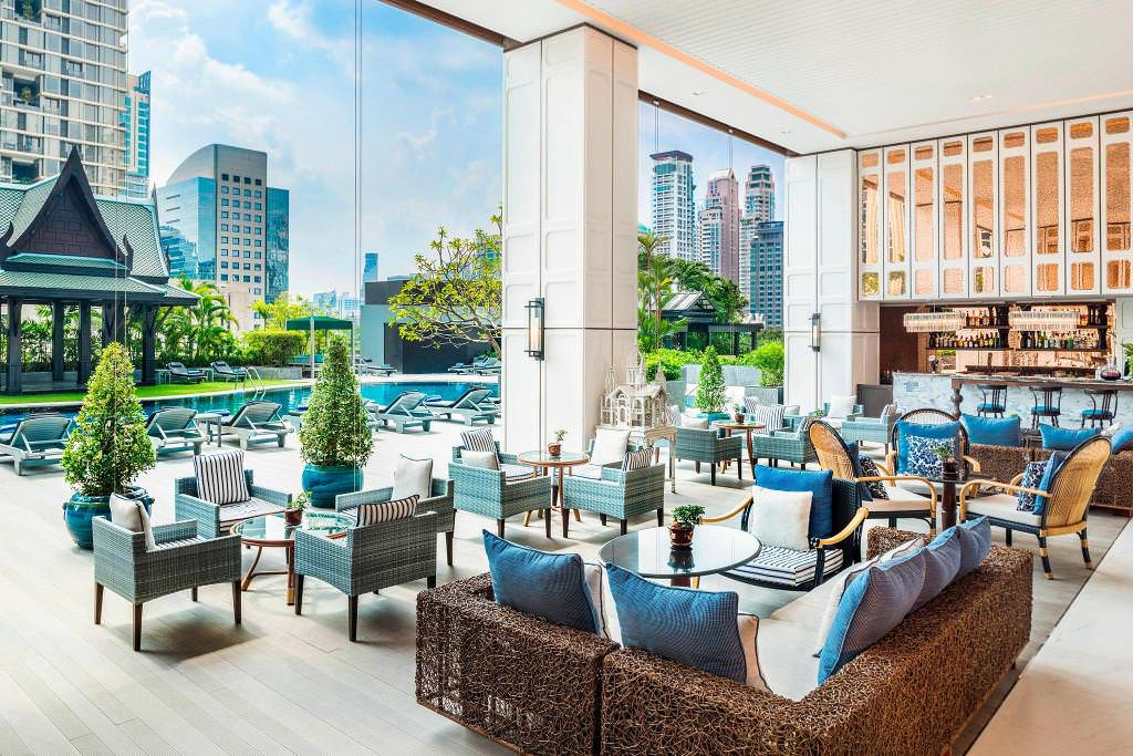 The Athenee Hotel A Luxury Collection Hotel Bangkok 5