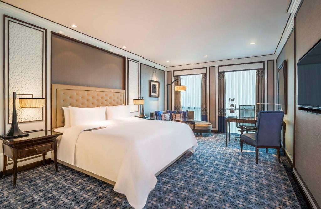 The Athenee Hotel A Luxury Collection Hotel Bangkok 3
