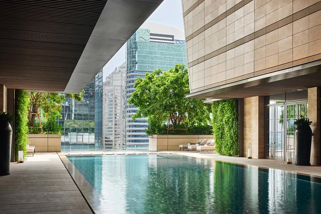Rosewood Bangkok 5