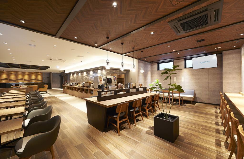 Sotetsu Fresa Inn Osaka-Shinsaibashi 5
