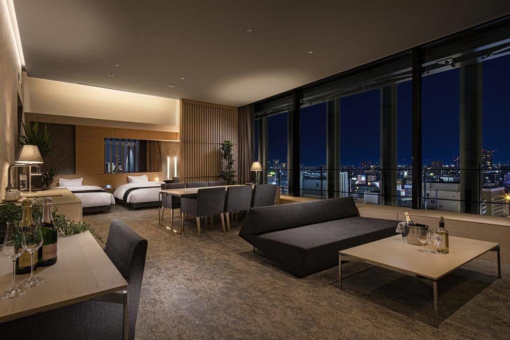Hotel Royal Classic Osaka 3