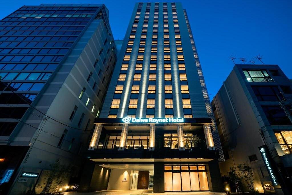 Daiwa Roynet Hotel Osaka Shinsaibashi 1