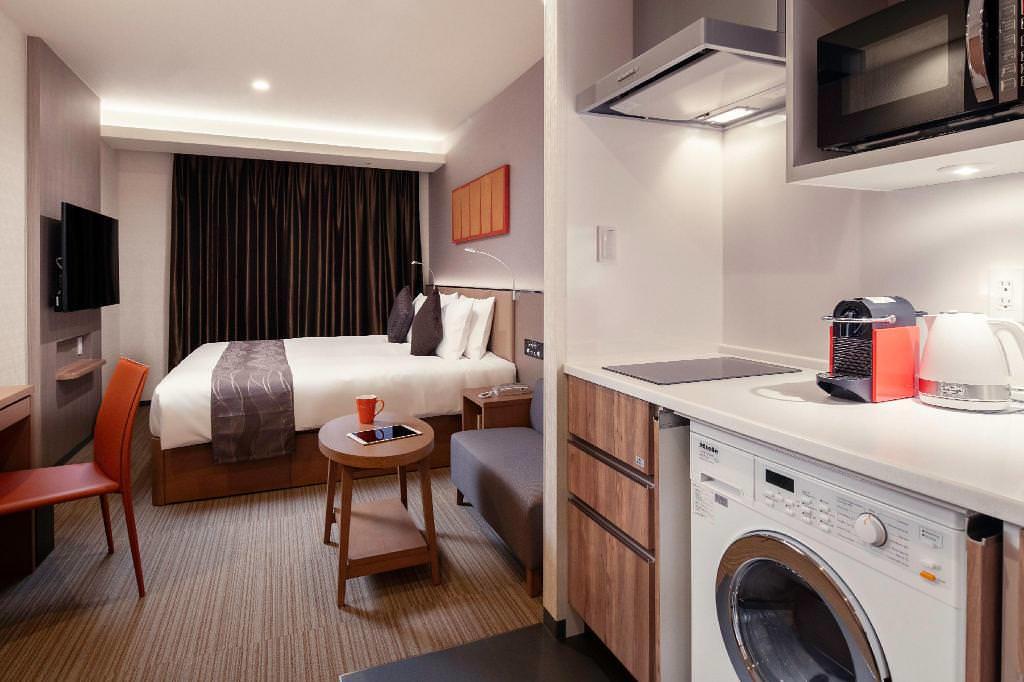 Oakwood Hotel & Apartments Shin-Osaka 3