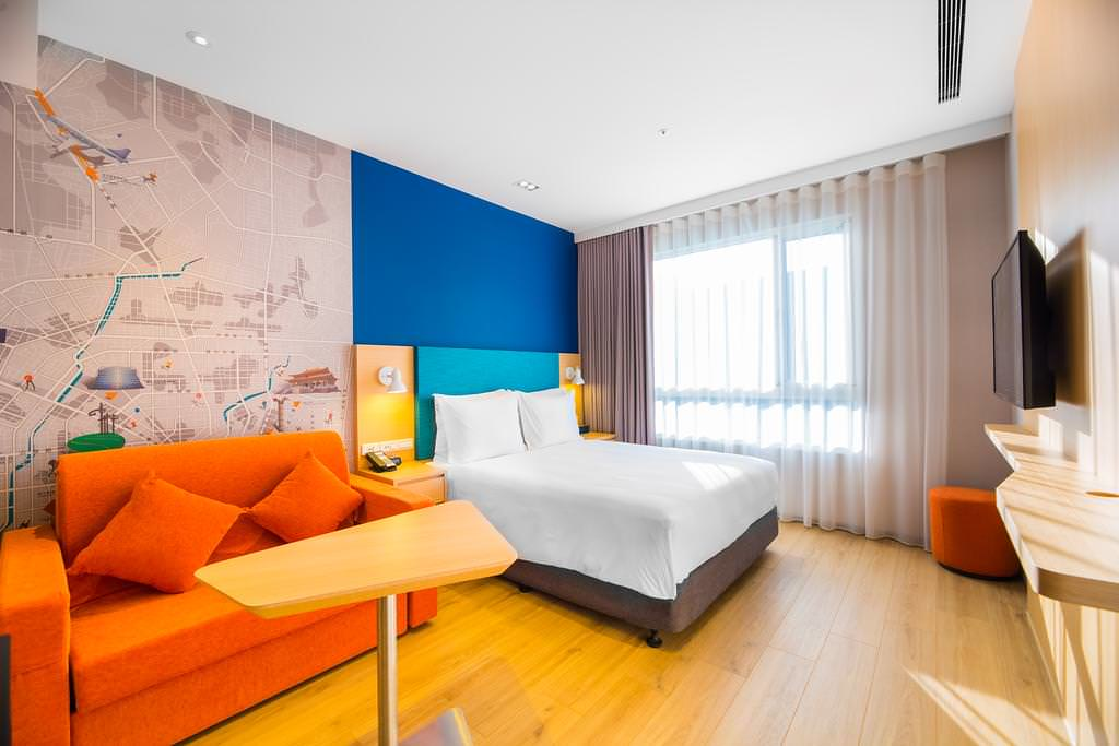 Holiday Inn Express Taichung Fengchia 3