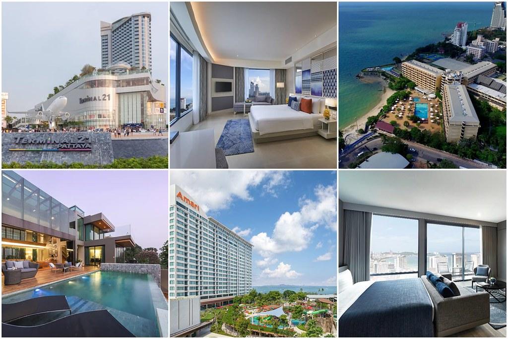 Top 10 Pattaya Beach Resorts