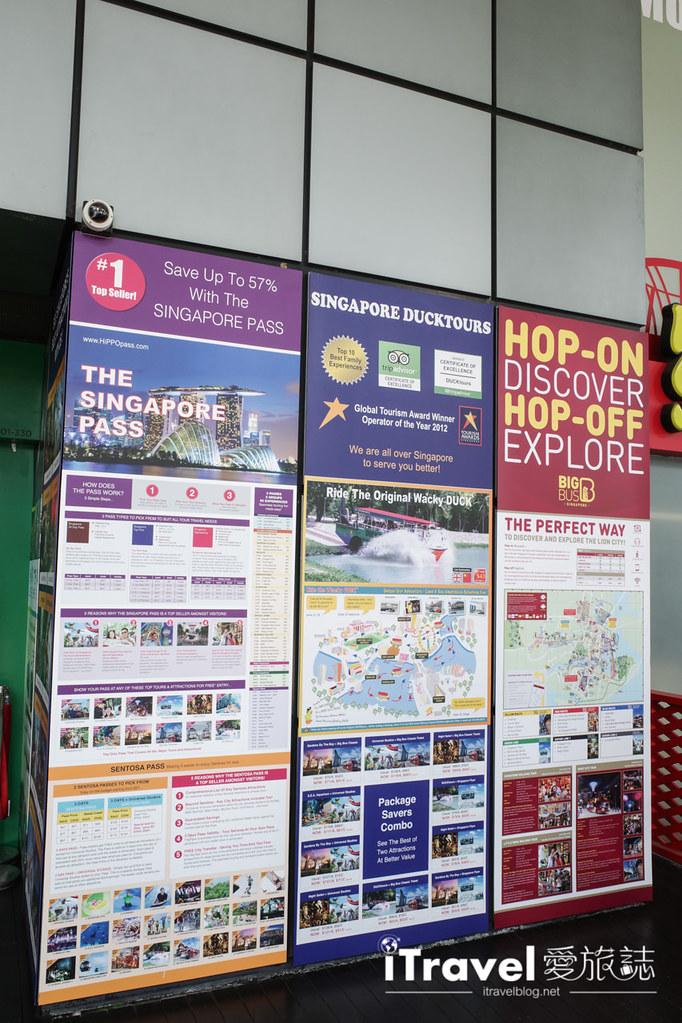 新加坡水陸兩棲鴨子船遊覽 Singapore Duck Tours Bus (5)