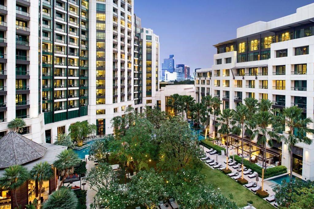 Siam Kempinski Hotel Bangkok 1