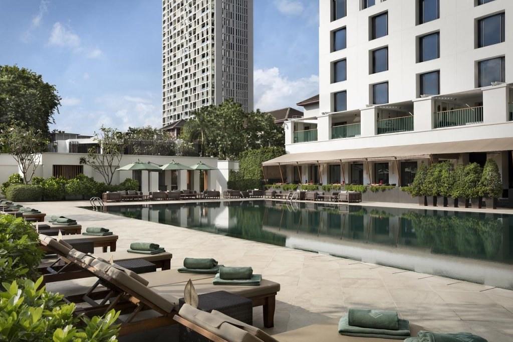 The Sukhothai Bangkok 5