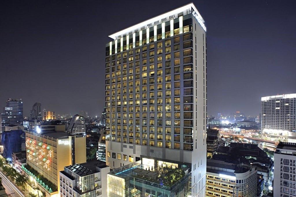 Le Méridien Bangkok 1