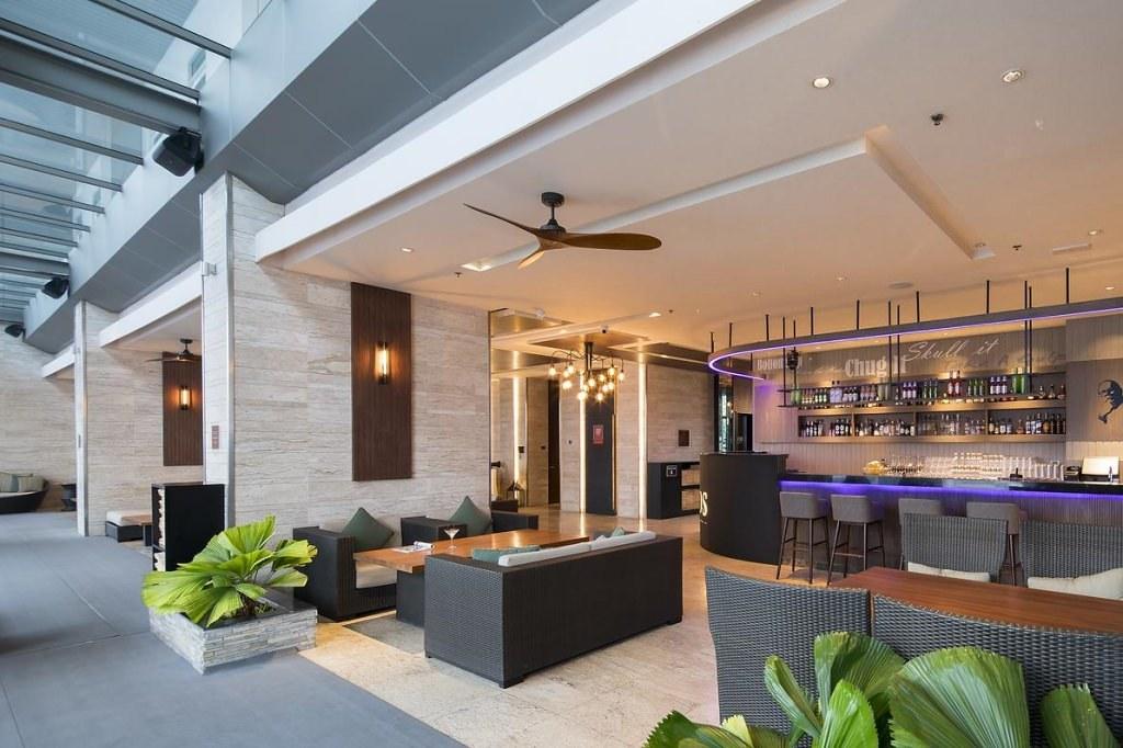 Eastin Grand Hotel Sathorn 4