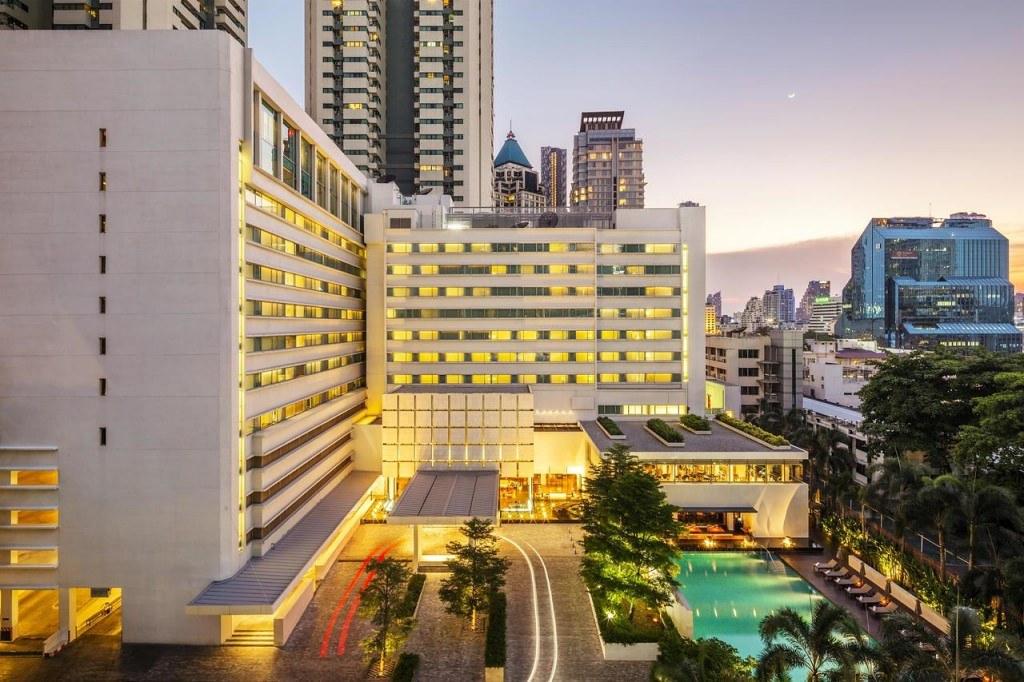 COMO Metropolitan Bangkok 1