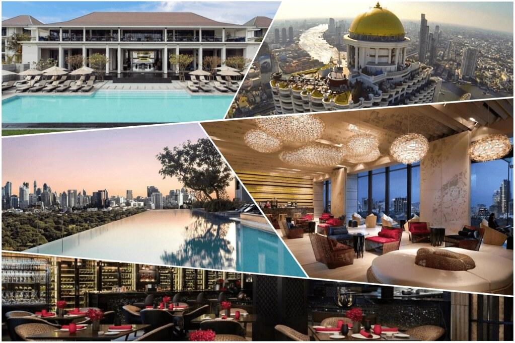 Top 10 Sathorn Hotels