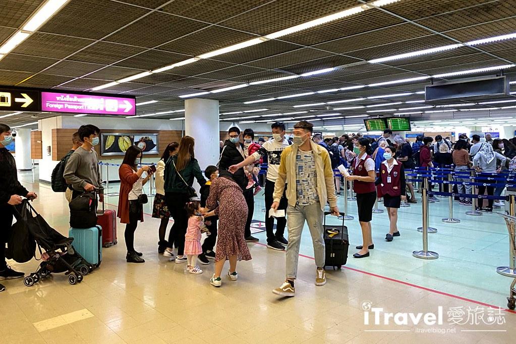 廊曼國際機場 Don Mueang International Airport (5)