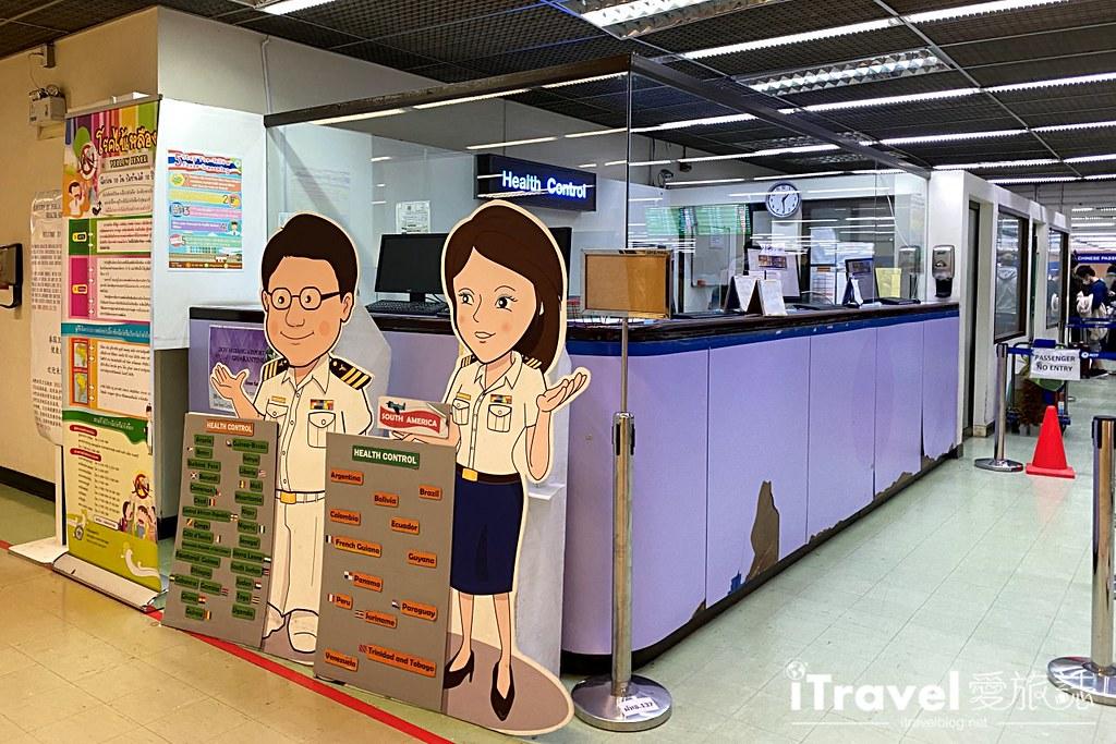 廊曼國際機場 Don Mueang International Airport (3)