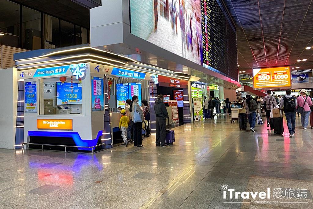 廊曼國際機場 Don Mueang International Airport (8)