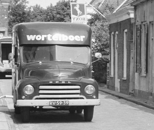 RV-59-39 Opel Blitz 1959