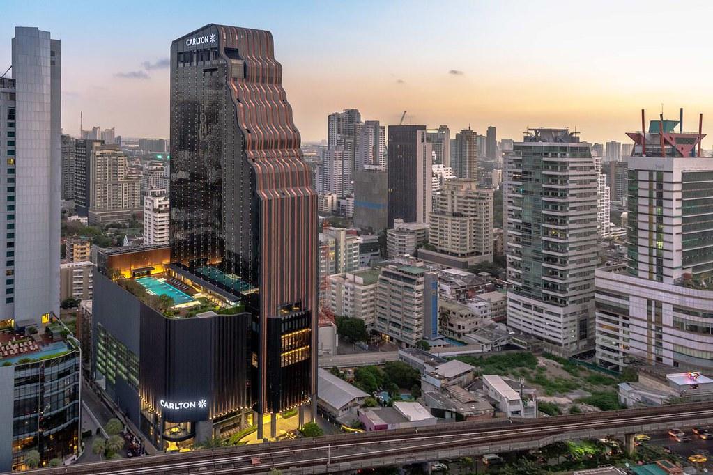 Carlton Hotel Bangkok Sukhumvit 1
