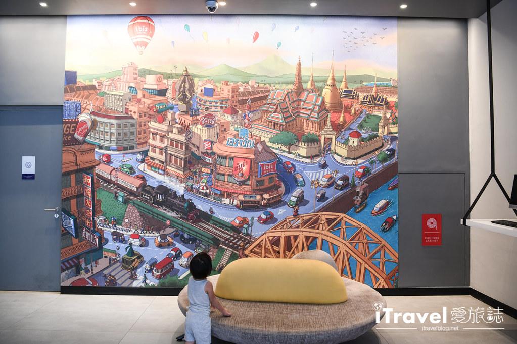 曼谷諾富特素坤逸4號酒店 Novotel Bangkok Sukhumvit 4 (75)