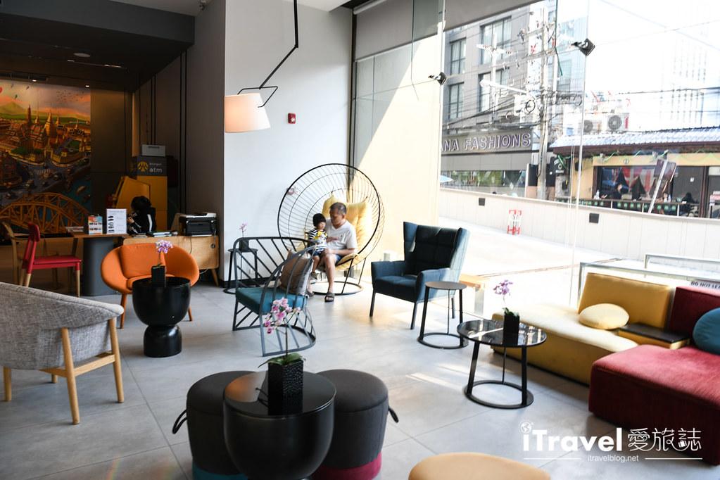 曼谷諾富特素坤逸4號酒店 Novotel Bangkok Sukhumvit 4 (72)
