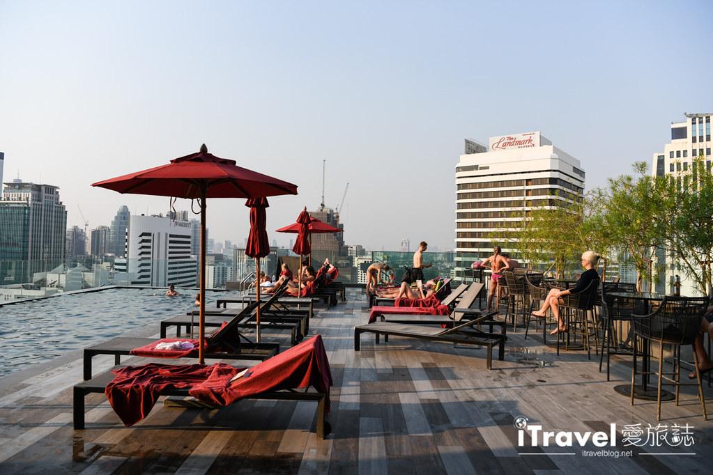 曼谷諾富特素坤逸4號酒店 Novotel Bangkok Sukhumvit 4 (46)