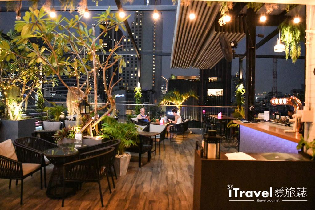 曼谷素坤逸阿奇拉飯店 Akyra Sukhumvit Bangkok (61)