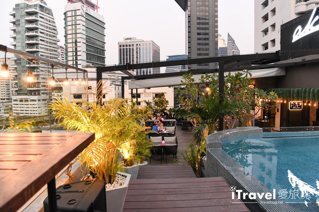 曼谷素坤逸阿奇拉飯店 Akyra Sukhumvit Bangkok (55)