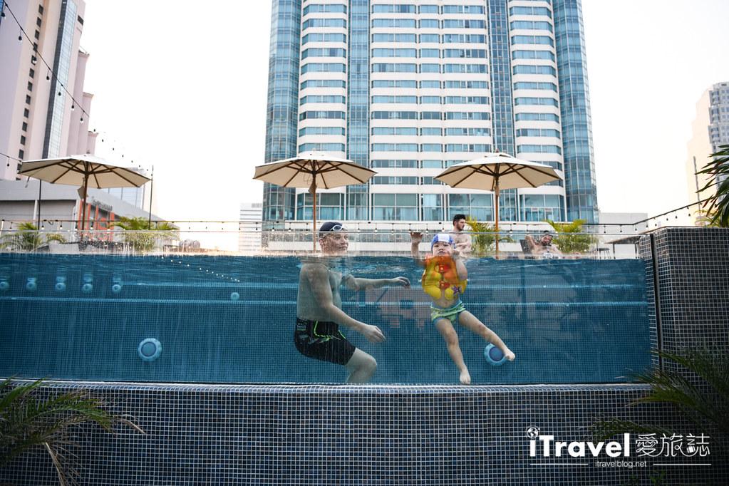 曼谷素坤逸阿奇拉飯店 Akyra Sukhumvit Bangkok (54)