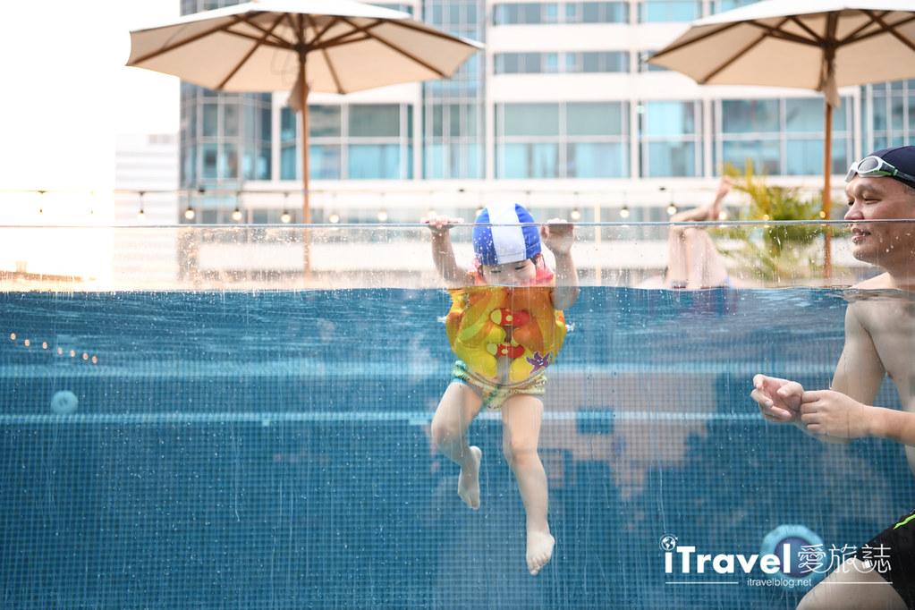 曼谷素坤逸阿奇拉飯店 Akyra Sukhumvit Bangkok (53)