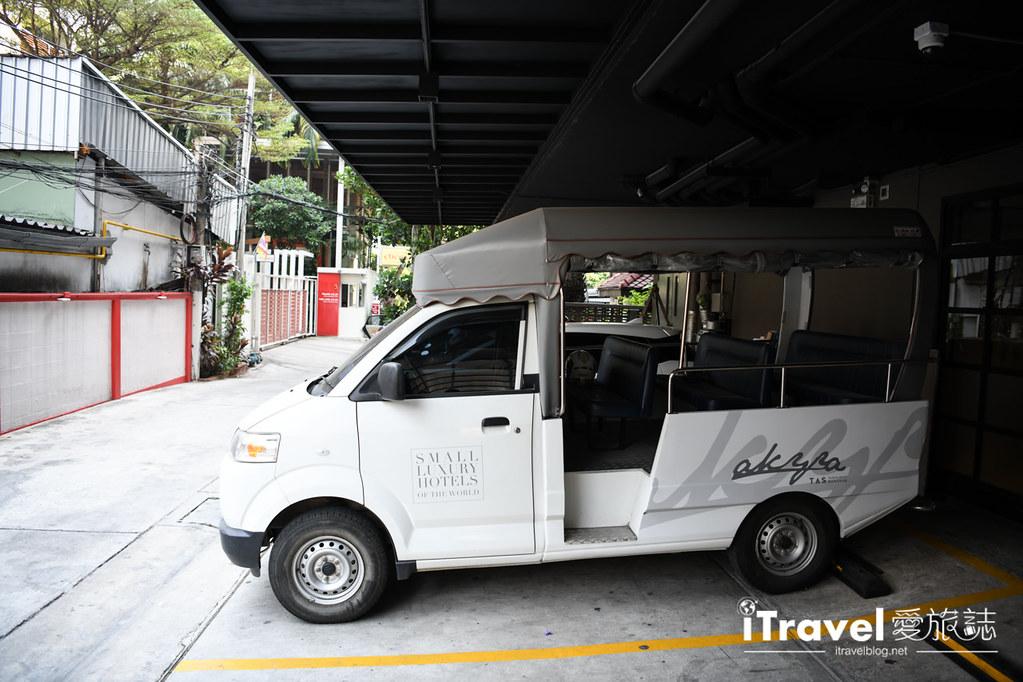 曼谷素坤逸阿奇拉飯店 Akyra Sukhumvit Bangkok (75)