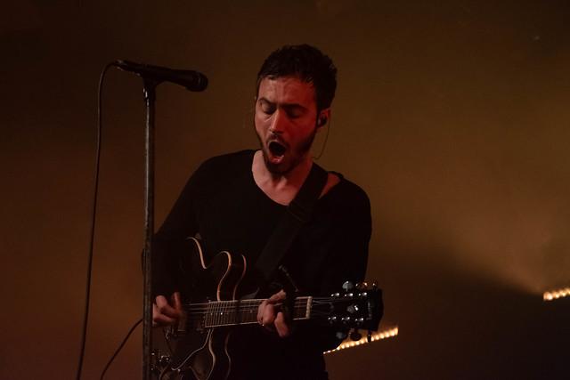 Editors - Barrowland Glasgow 3rd March 2020