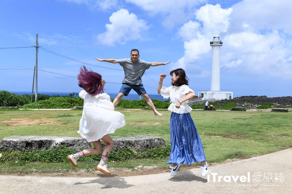 沖繩殘波岬燈塔、公園 (9)