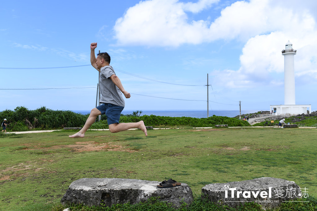 沖繩殘波岬燈塔、公園 (6)